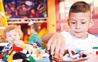 Doğu Avrupa'nın İlk Legoland'ı Forum İstanbul'da Açılıyor 34